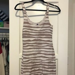 Free People Striped Dress